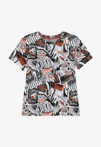 Puma - ALPHA TEE - T-shirt imprimé - white - 2