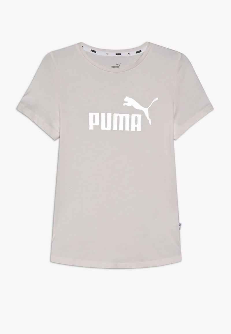 Puma - ESS TEE - T-shirt imprimé - rosewater