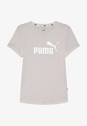 ESS TEE - T-shirt imprimé - rosewater