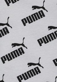 Puma - AMPLIFIED TEE - Camiseta estampada - white - 4