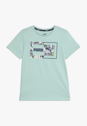 ALPHA GRAPHIC TEE - T-shirt imprimé - mist green