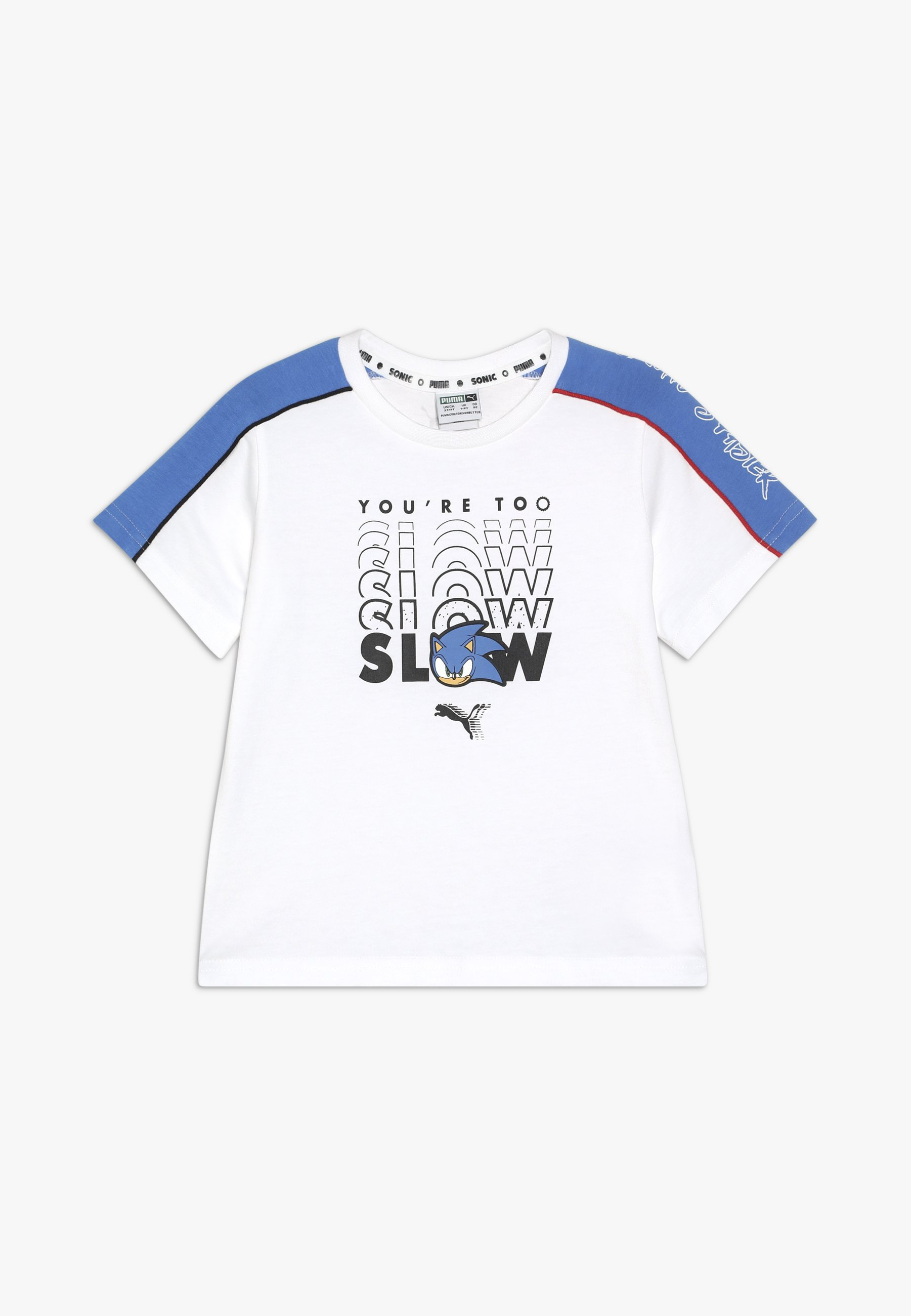 SEGA ADVANCED TEE T shirt con stampa white