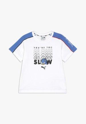 SEGA ADVANCED TEE - T-shirt imprimé - white