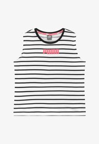 Puma - ALPHA STRIPED TANK - Top - white - 2