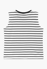 Puma - ALPHA STRIPED TANK - Top - white - 1