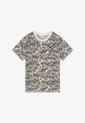 PUMA X ZALANDO TEE - T-shirt z nadrukiem - silver birch