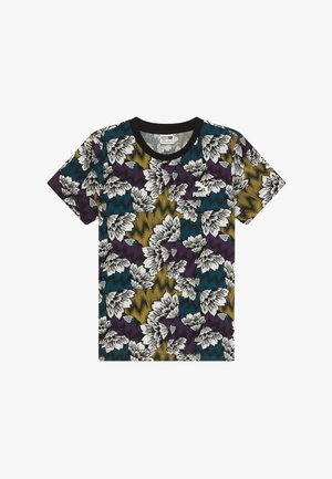 PUMA X ZALANDO TEE - T-shirt imprimé - multicolor