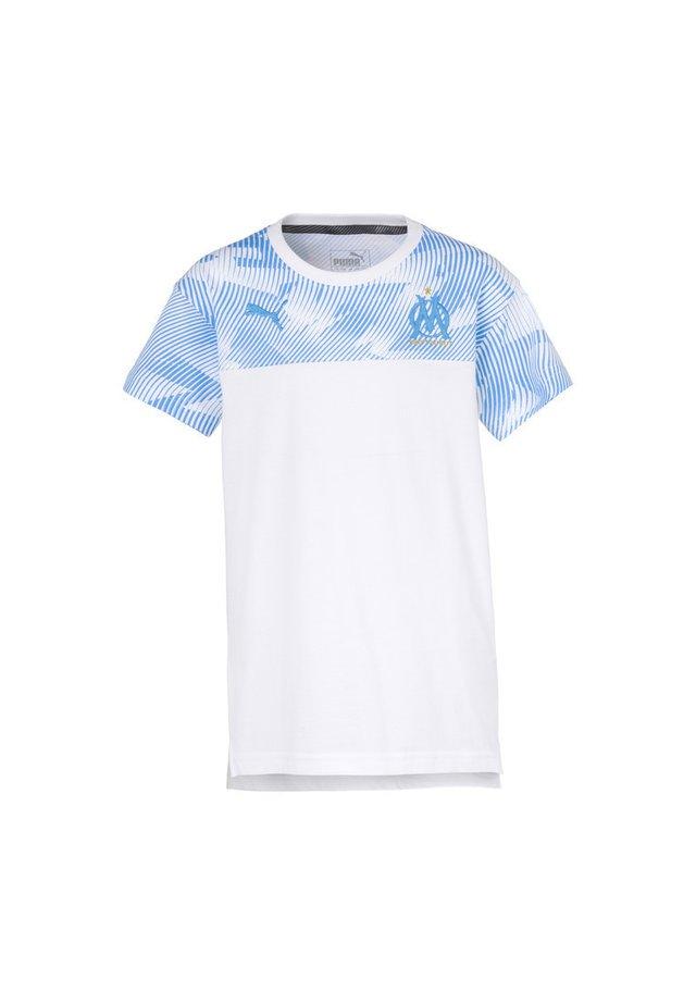 OLYMPIQUE DE MARSEILLE  - Article de supporter - white-bleu azur