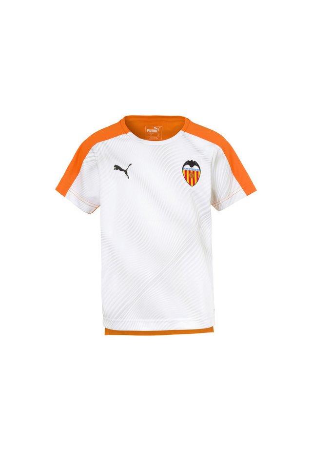 VALENCIA - Club wear - vibrant orange-puma white
