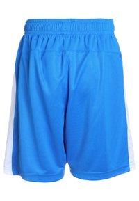 Puma - LIGA - Pantaloncini sportivi - electric blue lemonade/white - 1