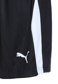 Puma - LIGA - Sports shorts - black/white - 3