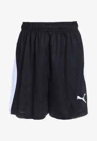 Puma - LIGA - Sports shorts - black/white - 0