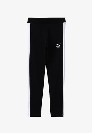 CLASSICS LEGGINGS - Collants - cotton black