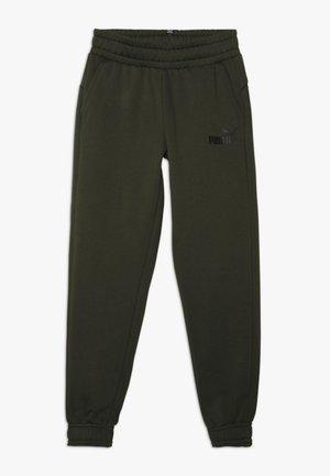 ESS LOGO SWEAT PANTS FL CL B - Pantalon de survêtement - forest night