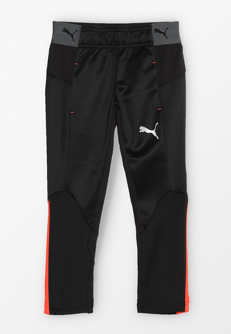 Puma - PANT - Leggings - black/red blast