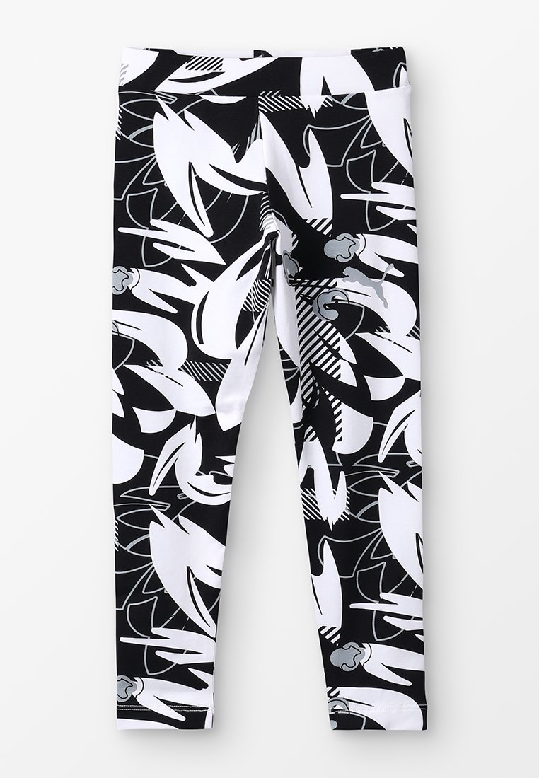 Puma - ALPHA LEGGINGS  - Tights - black