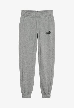LOGO PANTS - Jogginghose - medium grey heather