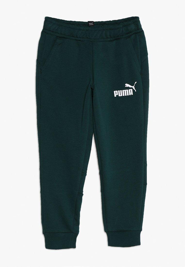 Puma - AMPLIFIED PANTS - Jogginghose - ponderosa pine