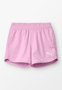 Puma - ACTIVE SHORTS - Pantaloncini sportivi - pale pink - 0