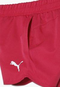 Puma - ACTIVE SHORTS - Pantalón corto de deporte - bright rose - 3