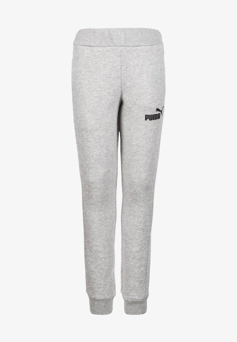 Puma - KINDER - Pantalon de survêtement - mottled grey