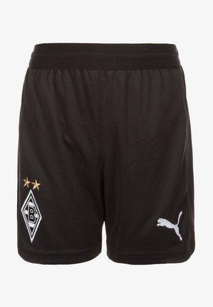 BORUSSIA MÖNCHENGLADBACH - kurze Sporthose - black