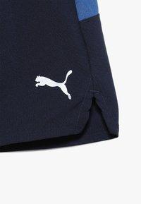 Puma - ACTIVE SPORTS SHORTS  - Pantaloncini sportivi - peacoat - 4