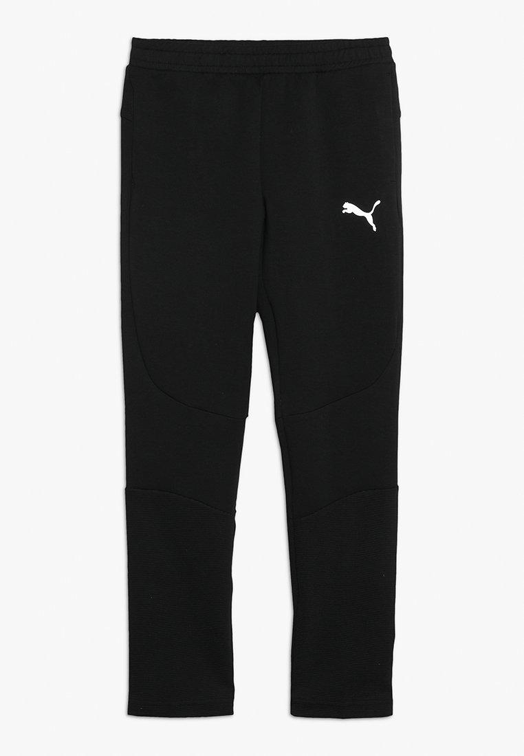 Puma - EVOSTRIPE PANTS  - Tracksuit bottoms - puma black