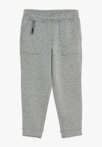 Puma - NUTILITY PANTS - Pantalon de survêtement - medium gray heather - 0