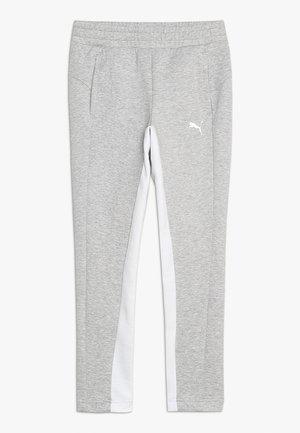 EVOSTRIPE PANTS  - Pantalones deportivos - light gray heather