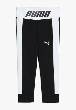 MODERN SPORTS TRACK PANTS - Teplákové kalhoty - puma black