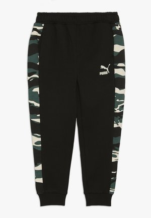 PUMA X ZALANDO TAPERED PANTS - Joggebukse - black
