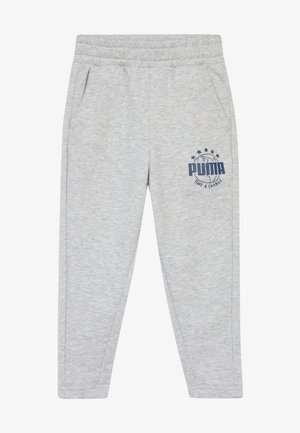 Tracksuit bottoms - light gray heather