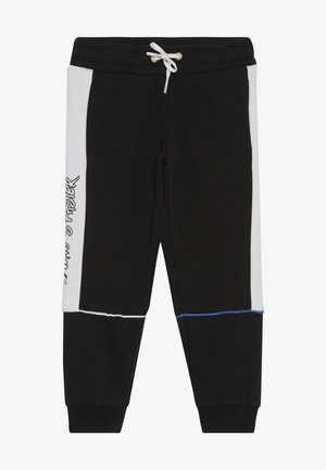 SEGA PANTS - Pantalon de survêtement - black