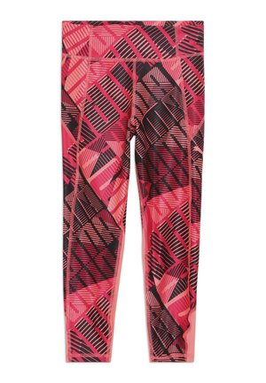 RUNTRAIN LEGGINGS - Medias - bright rose