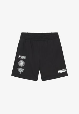 ALPHA SUMMER SHORTS - Short de sport - black