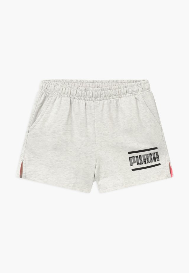 ALPHA SHORTS - Sports shorts - white