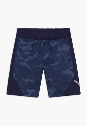 ACTIVE SPORTS - Short de sport - peacoat