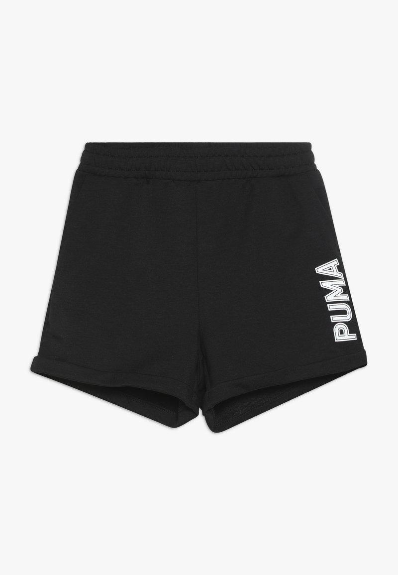 Puma - MODERN SHORTS - Pantalón corto de deporte - black