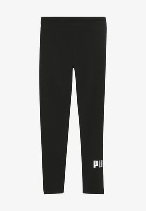 LOGO LEGGINGS - Collant - black
