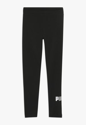 LOGO LEGGINGS - Trikoot - black