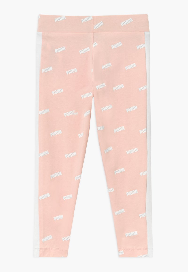 Puma - CLASSICS GRAPHICS LEGGINGS - Collant - rosewater