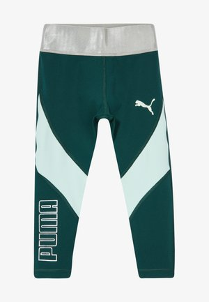 METALLIC SPLASH GIRLS LEGGING - Collant - ponderosa pine