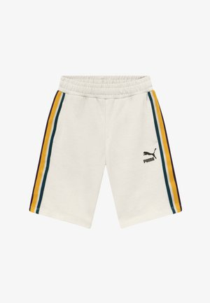 PUMA X ZALANDO TAPE - Sports shorts - silver birch