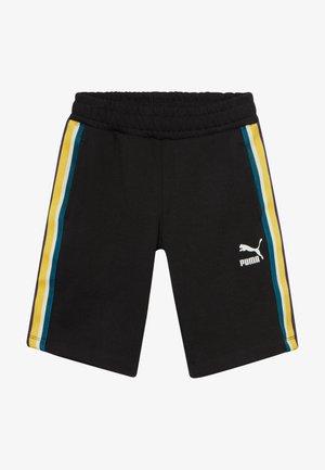 PUMA X ZALANDO TAPE - Sportovní kraťasy - black