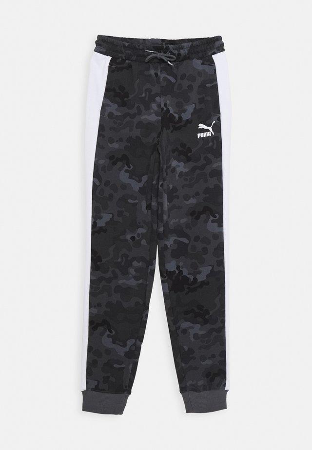 CLASSICS GRAPHICS PANTS - Pantalon de survêtement - grey