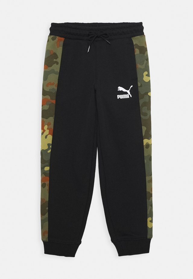 CLASSICS GRAPHICS PANTS - Pantalon de survêtement - black