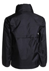 Puma - LIGA TRAINING RAIN JACKET CORE - Hardshell jacket - black/white - 2