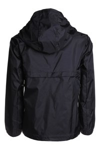 Puma - LIGA TRAINING RAIN JACKET CORE - Hardshell jacket - black/white - 1