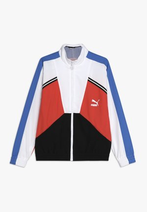 Training jacket - palace blue
